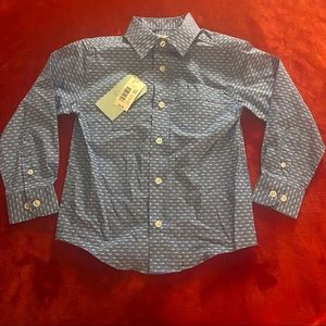 Class Club Long Sleeve Button Down Shirt